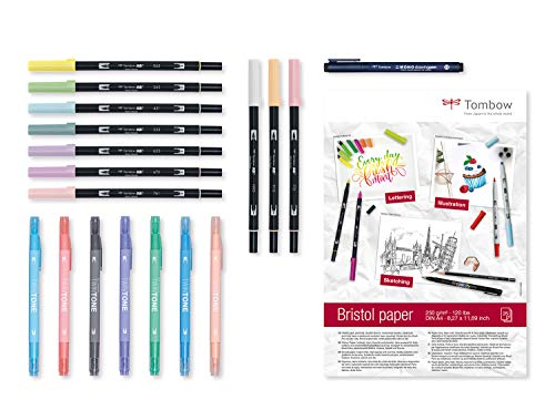 Tombow Have Fun @ Home Pastel Set