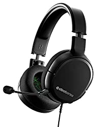 Made for all gaming platforms, including Xbox, PC, PS4, and Switch via the universal 3.5mm wired connection featuring the same signature soundscape of the award-winning Arctis line, emphasizing subtle, yet critical sounds to give you an audio advanta...