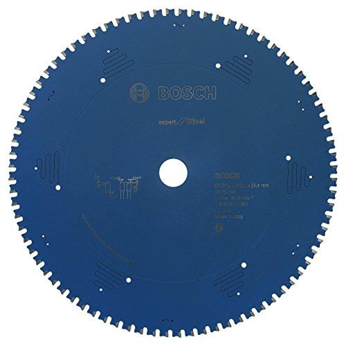 Preisvergleich Produktbild Bosch Professional Kreissägeblatt (für Stahl,  AußenØ: 305mm,  Bohrung: 25, 4mm,  Zubehör für Metall-,  Kapp-,  Gehrungssäge)
