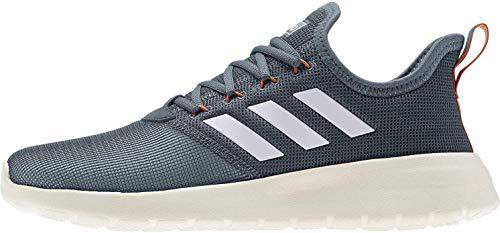 adidas Herren Lite Racer Rbn Laufschuhe, Legacy Blue/Dash Grey/Chalk White, 43 1/3 EU