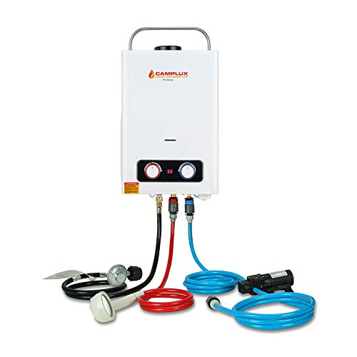 Top 10 best selling list for portable water heater for camping