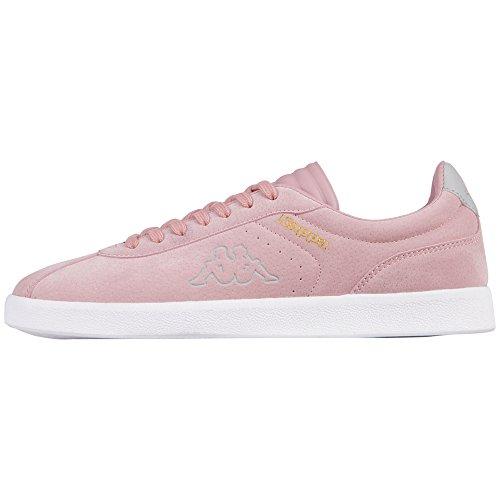 Kappa Legend, Zapatillas para Mujer, Rosa (2114 rosé/l´grey), 39 EU