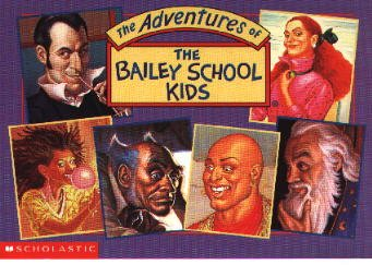 The Adventures of the Bailey School Kids 18 Book Set: Various Titles (1,2,,4,Vol I (1-5),8,Vol II (6-9),17,19,24,33,49,36,37, Reindeer Do Wear Striped Underwear, Ghosts Do Splash in Puddles, Aliens don't Carve Jack-O-lanterns Special, SS#4, SS#5, SS#7.)