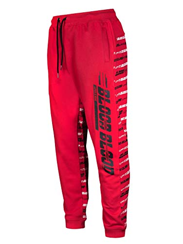 Blood In Blood Out Stripes Sweatpants L