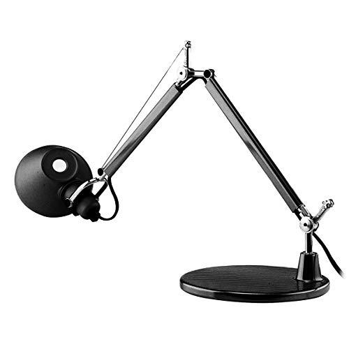 Artemide Lampe 46 W, Schwarz