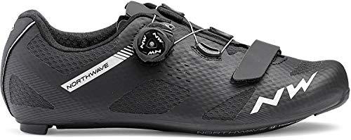 Northwave Storm Carbon Rennrad Fahrrad Schuhe schwarz 2020: Größe: 43