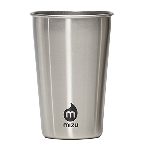 MIZU Life Party Cup Set - 2 Stainless Steel, One Size