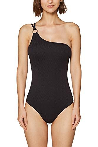 ESPRIT Rye Beach Swimsuit Costume da Bagno, Nero (Black 001), 44 (Taglia Produttore: 38) Donna