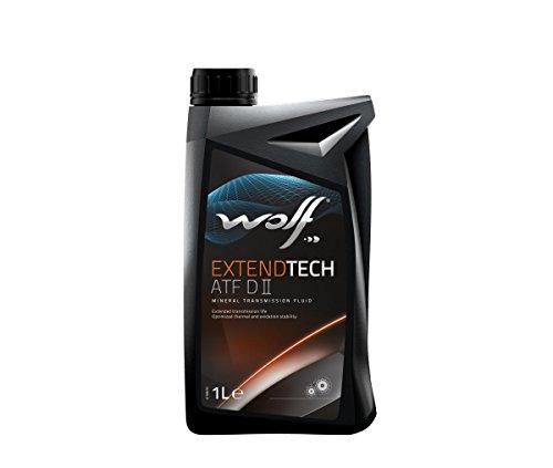 Wolf - Bidon 1 Litre d'huile ATF DII ATFDII1-8305108