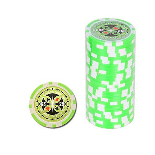 Ultimate Pokerchips 250 Er Wert Poker Chip Roulette Casino Qualität