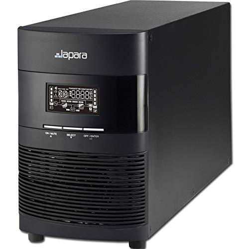 Lapara LA-ON-3K-LCD-V10 Sistema de Alimentación Ininterrumpida SAI 3000VA 3000W LCD Online