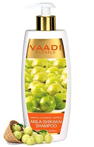 Vaadi Herbals Shampoo with Amla, Shikakai & Reetha 350ml by Vaadi Herbals Products