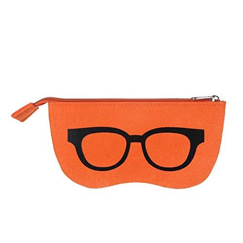 Nuevo soporte de gafas unisex color caramelo gafas de sol funda gafas gafas de sol gafas bolsa bolsa bolsa de gafas estuche caja
