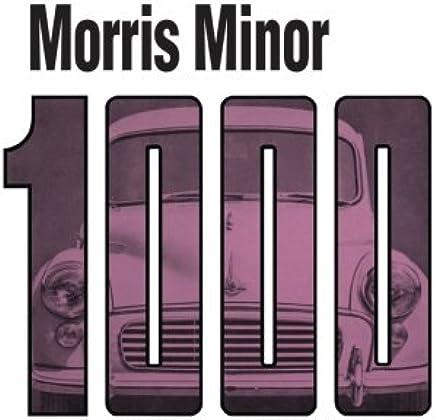 Array - amazon com  morris minor parts manual  books  rh   amazon com