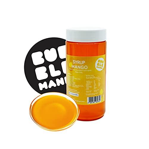 Fruit Syrup | Frucht Sirup für Bubble tea Mango (500 g)