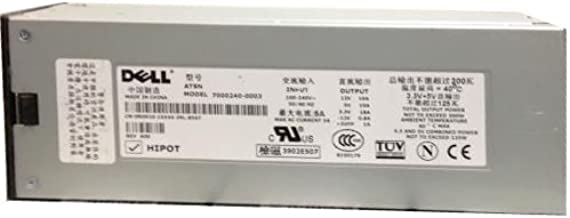 7000240-0003 Dell 300watt Power Supply For Poweredge 4600