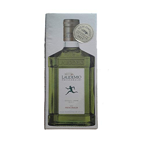 Frescobaldi Laudemio Extra Virgin Olive Oil Harvest 2019 16.9 fl oz