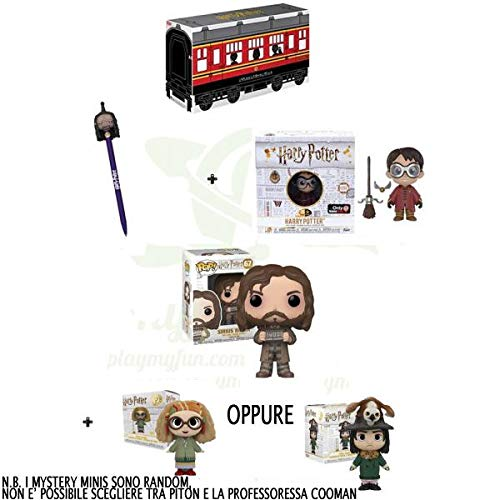 Harry Potter Kit Box Funko Pop Sirius Black 67 Normal Versi