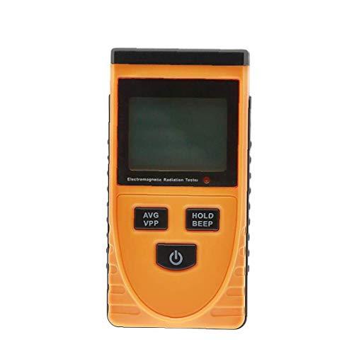 EMF mide Campo electromagnético detector de la radiación dosímetro GM3120 Digital Display LCD probador Contador para el ensayo de propiedades físicas