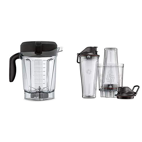 Vitamix Container, 64oz. Low-Profile & Personal...
