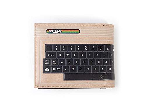 Commodore 64 C64 - Keyboard - Geldbeutel offizielles Merchandise