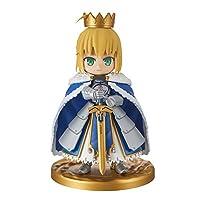 ぷちりっつ Fate/Grand Order セイバー/アルトリア・ペンドラゴン 色分け済みプラモデル