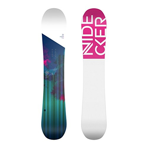 Nidecker Damen Freestyle Snowboard Angel 149