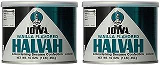 Joyva Vanilla Halvah, 16 oz (Pack of 2)