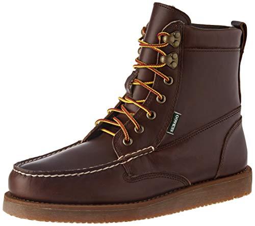 Sebago Rogden Boot, stivali e stivali, da uomo, Marrone (Marron Dk Brown Gum 930), 41 EU
