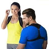Posture Corrector for Women Men - Posture Corrector Comfort - Back Posture Brace - Adjustable...