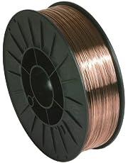 GYS Massiv trådspole – stål – SG2 – diameter 200 mm och 1 mm, 5 kg, 1 st, 086135
