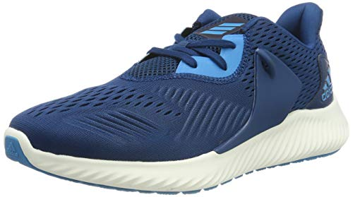 adidas Alphabounce RC 2 M, Zapatillas de Running para Hombre, Azul (Legend Marine/Shock Cyan/Cloud White Legend Marine/Shock Cyan/Cloud White), 49 EU