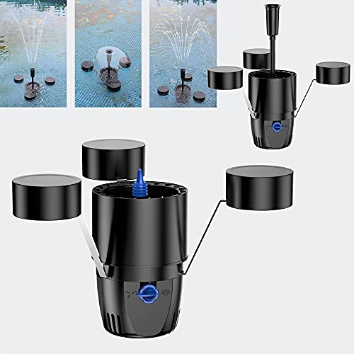 SunSun CBF-350 Filtre Biologique de Bassin ou d'étang jusqu'à 12000l