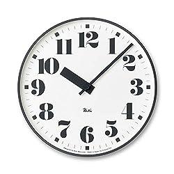 Gessato Riki Public Clock, Numbers