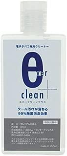 【電子タバコ クリーナー 洗浄液】電子タバコクリーナー40ml(約350回分) EvaClean+ エバークリーン