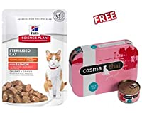 3kg Hill's Science Plan Young Adult Sterilised Cat Chicken is an optimally adjusted cat food for neutered cats from 6 months to 6 years. It promotes healthy development and keeps your cat fit, from young age well into adulthood. Unique Weight Managem...