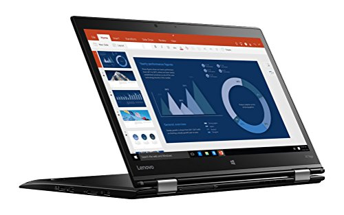 Lenovo ThinkPad X1 Yoga 14' Touchscreen 2 in 1 Ultrabook - Intel Core i7 (6th Gen) i7-6600U Dual-core (2 Core) 2.60 GHz - 16 GB LPDDR3 - 512 GB SSD - Windows 10 Pro 64-bit (English) - 2560 x 1440