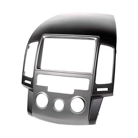 Car Radio Installation Kit For Hyundai I30 Fd I30 Cw With Auto Air Double Din Facia Adaptor Radio Antenna Auto