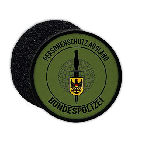 Copytec BPOL Personenschutz SEK GSG9 Bundespolizei Bundesadler Wappen Einheit #32687