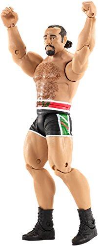WWE RUSEV basic series 62 action figure