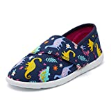 K KomForme Toddler Girls & Boys Slip On Shoes Moccasins Casual Sneakers for...