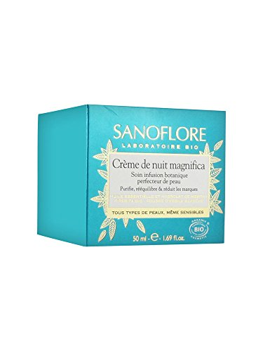 Sanoflore Magnifica creme nuit 50ml -