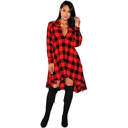 FRAUIT Mini Dress dames breed wollen jas winterjas gothic kleding dames bohemen kasjmier oversized trui jurk gebreide losse lange mouwen ronde hals warmer van wol oversized