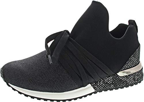 La Strada 1804189 Sneaker Lycra Black 39
