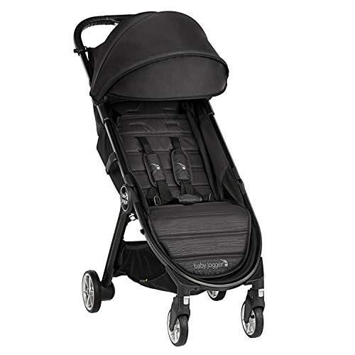 Baby Jogger City Tour 2 Jet. Silla de paseo desde nacimiento hasta 22kg. Color negro