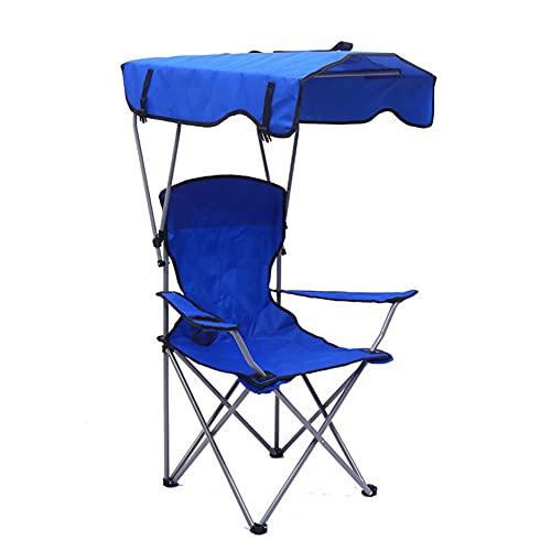 Wopam Silla plegable portátil para camping