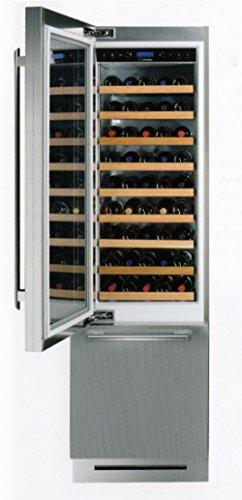 Scholtes RCB 60 AA W EFF Incasso 275L A+ Acciaio inossidabile, Bianco frigorifero con congelatore