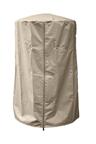 Hiland HVD-TTCV-C Heavy Duty Waterproof Tabletop Heater Cover-39-Tan