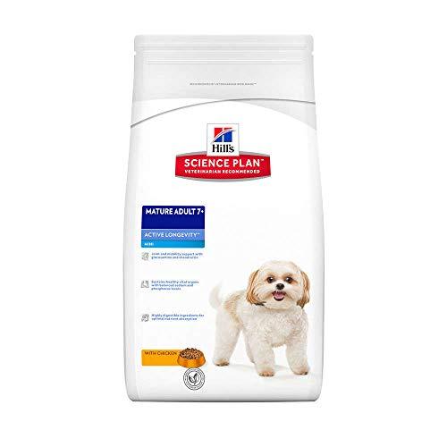 Hills Science Plan 0052742609508 Hills Canine Mature Adult Senior Mini Hundefutter 3kg