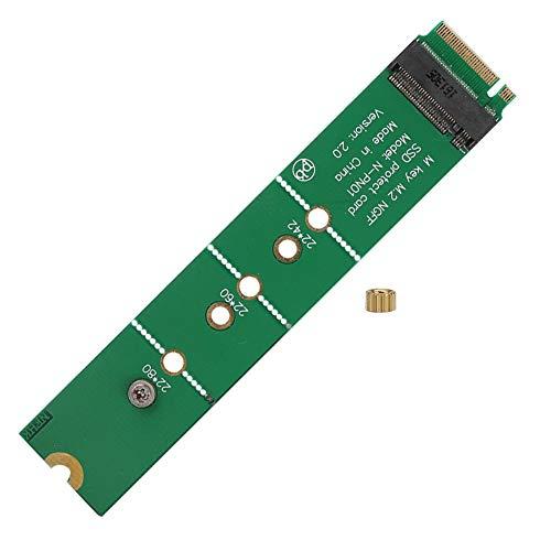 Beveiligingskaart test beveiligingskaart M.2 SSD-sleutel B-sleuf op B + M interface-adapter Test beveiligingskaart voor het installeren van de B + M-sleutel m
